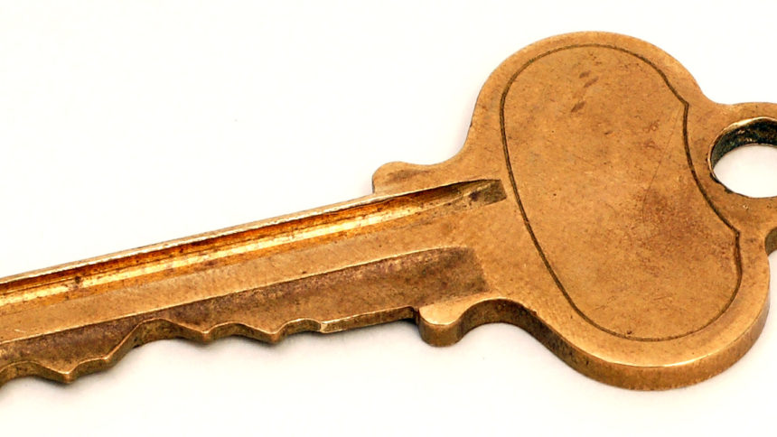 Get your keys as soon as possible when moving on September 1st!