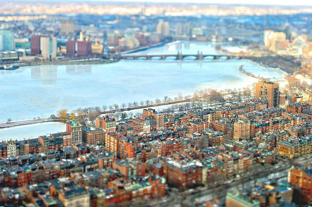 Back Bay Residential Moving Company - Boston, MA