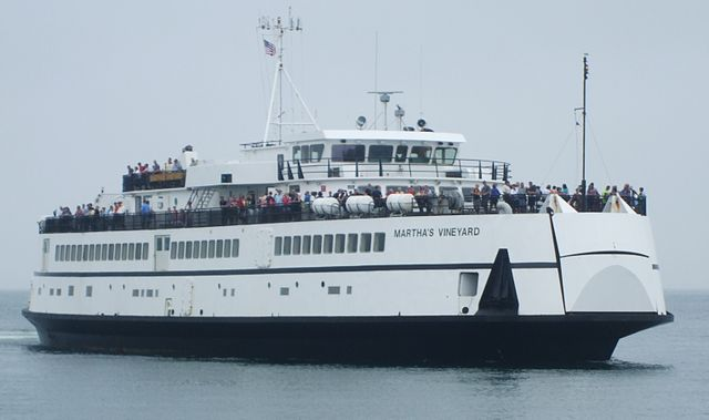 Cape Cod Ferry to Martha's Vineyard - Cape Cod Residential Moving Company